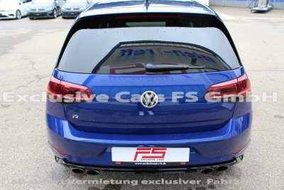 VW Golf R BMT/Start/Stopp,Navi,Pano, ACC, Kamera