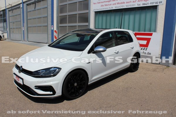 VW Golf R BMT/Start-Dynaudio, Pano,Navi,ACC,Kamera