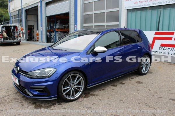 VW Golf R BMT/Dynaudio,Navi,Pano, ACC, Kamera