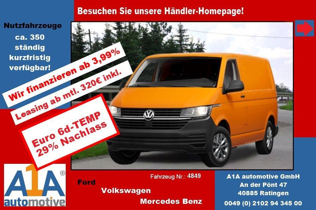 VW T6 Transporter 2.0 TDI T6.1, 4MOTION 3000 mm *Kli*Rd*GuBo*