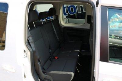 VW Caddy Trendline 1,4 TSI Kombi kurz