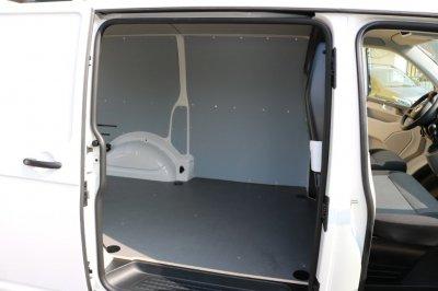 VW T6 Transporter 2,0 TDI Kasten RRad*CC*DoSi*Kli*NS*RdBT*elFe*