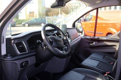 Ford Transit Custom Sport Doka 320 L2 *Euro6d-Temp*S3*AC*RS*LS*Kli*AHK*AB*