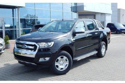 Ford Ranger Doka 4x4 Limited *AHK*AB*Kli*S3*BT*bFe*ACC*