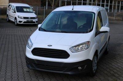 Ford Transit Courier 1.5 TDCi Trend !Kli*Rrad*BT*elFe*elAu!