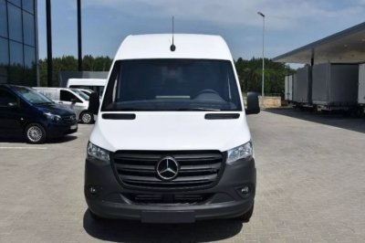 Mercedes-Benz Sprinter III 319 CDI RWD !CC*Kli*BT*Navi*Rrad*NB!