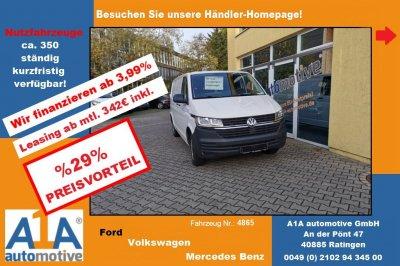 VW T6 Transporter 2.0 TDI T6.1 Kasten 3000mm *Kli*HFT*Rrad*