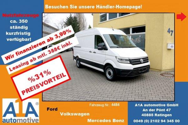 VW CRAFTER 35 Kasten 2,0 TDI  3640mm *DoSi*CC*RS*LS*Kli*Rrad*
