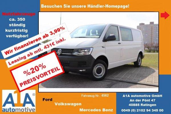 VW T6 Transporter Kasten Plus Trendline *Kli*ML*Epk*AHK*CC*