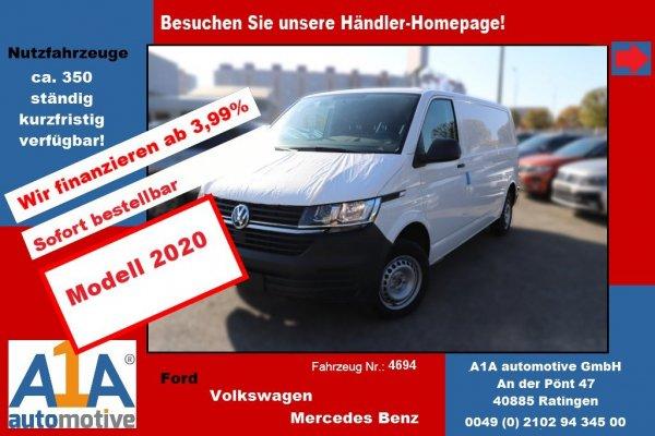 VW T6 Transporter  *MY 2020 *E-Pak*BT*ZV*HK*2,8T*