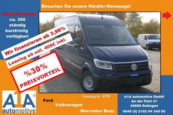 VW CRAFTER 35 Kasten Trendline Lang !LED*KLI*PDC*CC*BT!