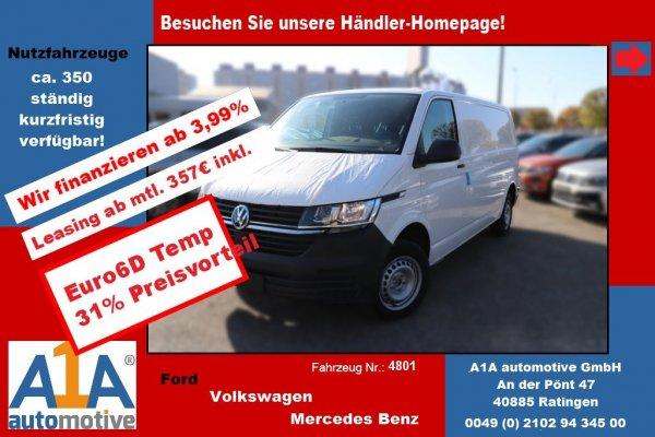 VW T6 Transporter T6.1,  4Motion