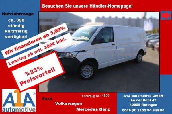 VW T6 Transporter 2.0 TDI T6.1, 4MOTION 3400 mm *Kli*Rd*GuBo*PDC*