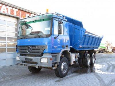 Mercedes-Benz Actros 3344  AK 6x6 Meiller