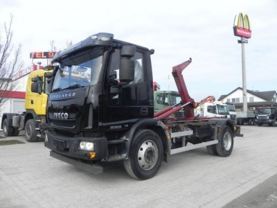 IVECO(I) EuroCargo ML 120 E 25 Hiab City-Lift