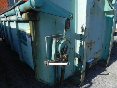 ANDERE  Confa Typ SO31 1106 Abrollcontainer