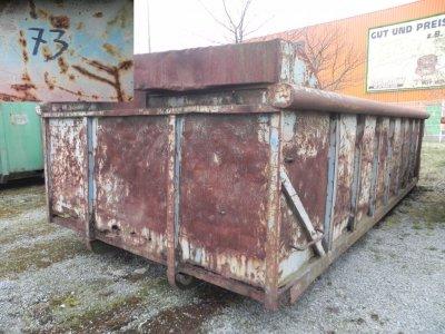 ANDERE  9 / 73 Abrollcontainer schlecht und billig