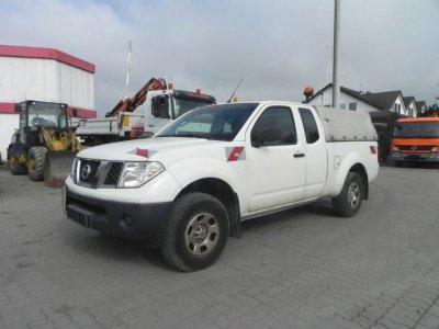NISSAN (J) Pickup King Cab D  22 Navara 4x4