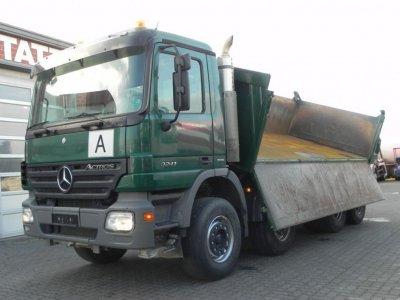 Mercedes-Benz Actros 3241 K 8x4  Bordmatik