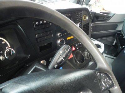 Mercedes-Benz Antos 2545 L 6x2 Meiller, Lift/Lenk