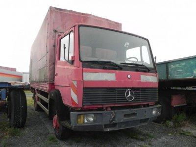 Mercedes-Benz LN 814