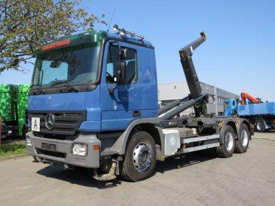 Mercedes-Benz Actros 2641 6x4  Meiller