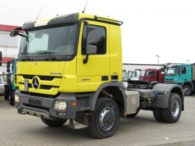 Mercedes-Benz Actros 2044 AS 4x4 Kipphydraulik