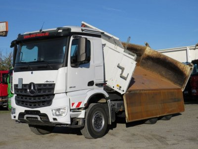 Mercedes-Benz Arocs 2645 K 6x4 Bordmatik