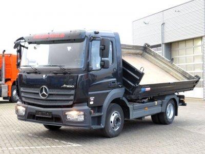 Mercedes-Benz Atego 821 neues Modell Atego3