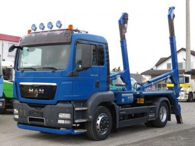 MAN TG-S 18.400 4x4H Meiller