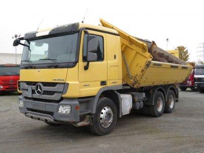 Mercedes-Benz Actros 2641 6x4