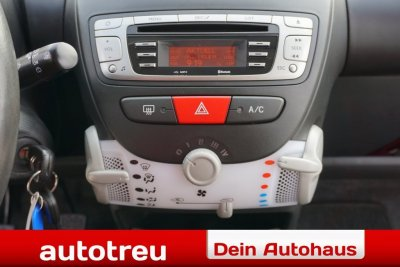 Citroen C1 5tür Klima Radio Black&White Edition