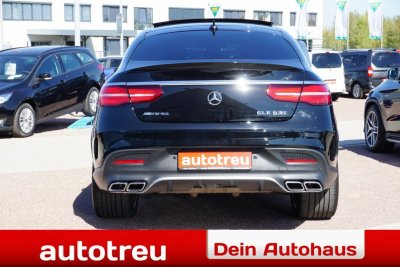 Mercedes-Benz GLE 63 AMG S Coupe Voll Pano Standheiz.NP:151T€