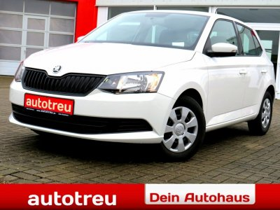 Skoda Fabia 95PS Klima Radio USB Bluetooth