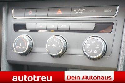 SEAT Leon Klima Alu Tempomat Bluetooth LederLenkrad