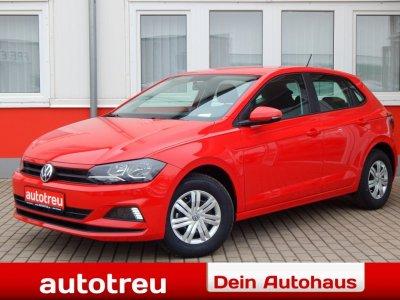 VW Polo NeuesMod 5tür Klima Radio Bluetooth LED EU6