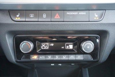 Skoda Fabia 110 PS Klimaautom Alu Parkhilfe WinterPak