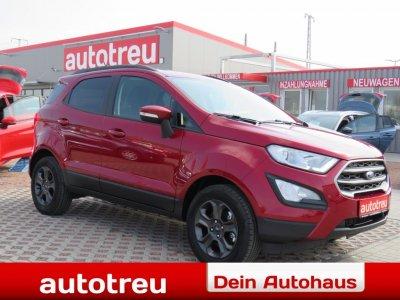 Ford EcoSport 125 Klima Navi Alu Winter 2xParkpilot