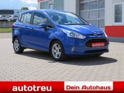 Ford B-Max SYNC Edition Klima ALU PDC Großes Display