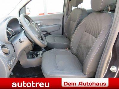 Dacia Lodgy 7 Sitze FamilyVan Navi Reling Parkhilfe