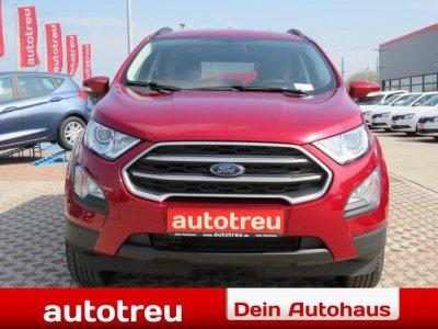 Ford EcoSport 125 Klima Navi Alu Winter 2xParkpilot AHK