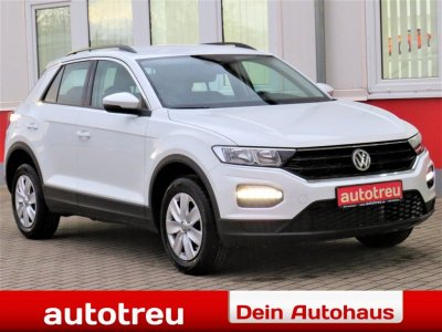 VW T-Roc Klimaautomatik Winterpaket LED Dachreling