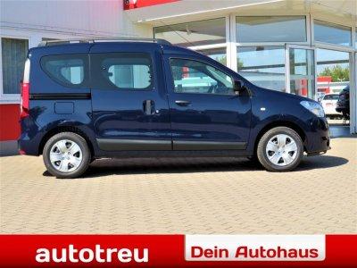 Dacia Dokker Klima Radio 2xSchiebetür Bluetooth Reling