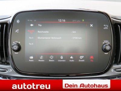 Fiat 500 Lounge Klima Alu Panoramadach PDC ESP