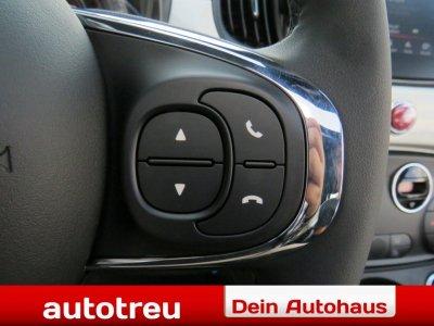 Fiat 500 Lounge Klima Alu Panoramaschiebedach PDC ESP