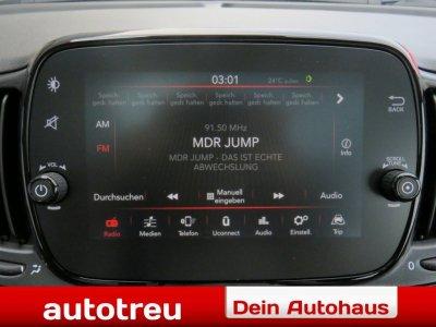 Fiat 500 Lounge Klimaautomatik Alu Panoramadach PDC
