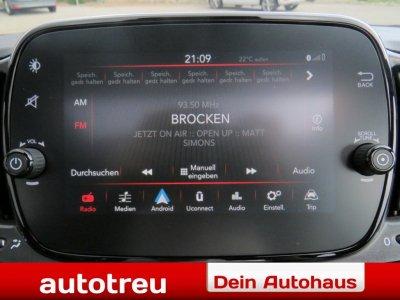 Fiat 500 Lounge Klimaautomatik Panoramaschiebedach