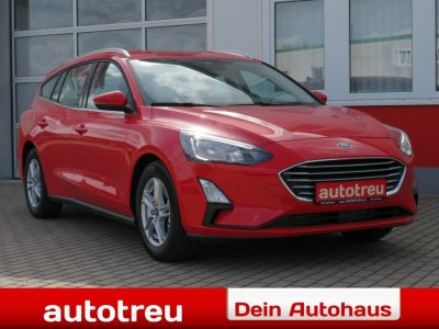 Ford Focus Kombi NeuesMod SYNC WinterPak LED Tempomat