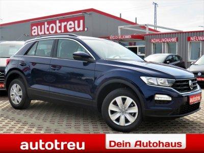 VW T-Roc Klimaautomatik Winterpaket Dachreling LED-Tagfahrlicht