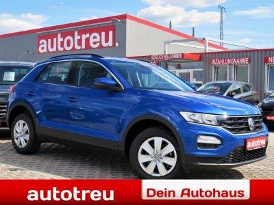 VW T-Roc Klimaautomatik Winterpaket DachrelingLED-Tagfahrlicht